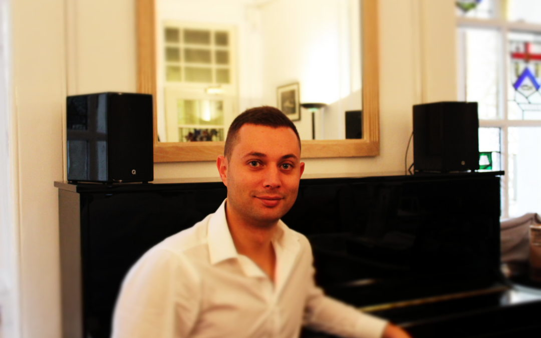 The Commonwealth Resounds is delighted to welcome Geoff Parkin, Director of Arts at the Royal Over-Seas League as our new Patron