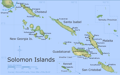 Solomon Islands Tour!