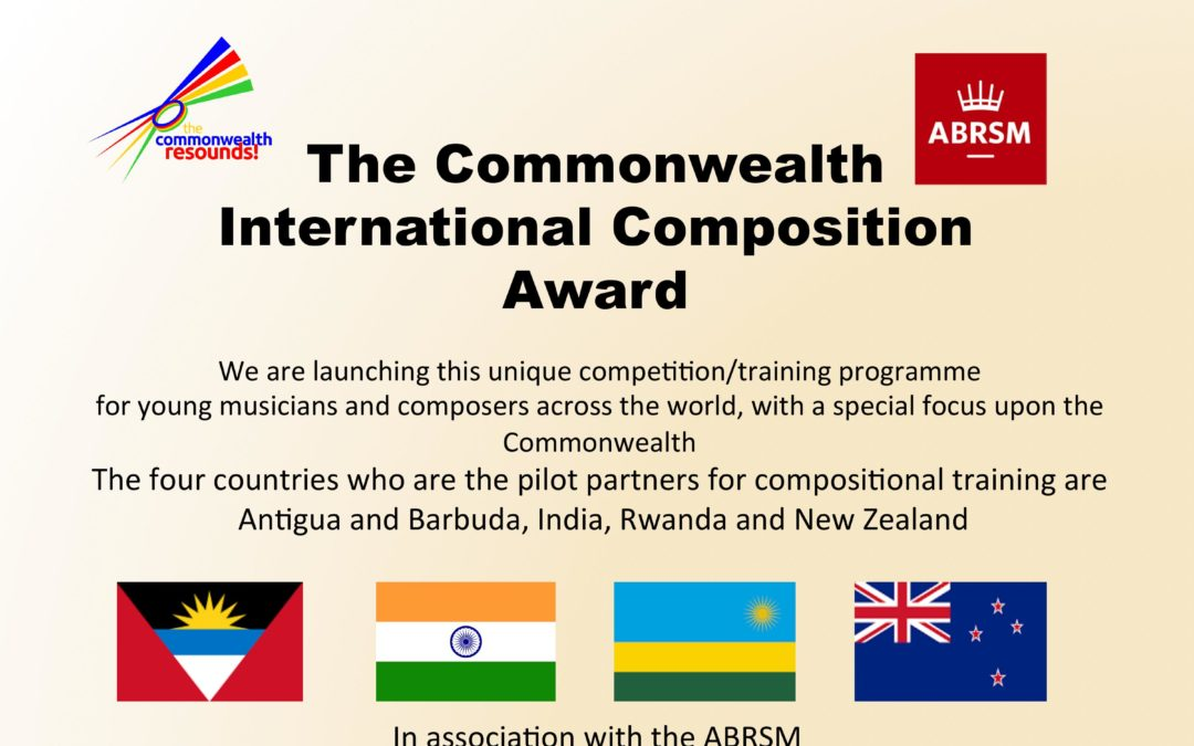 The Commonwealth International Composers' Award