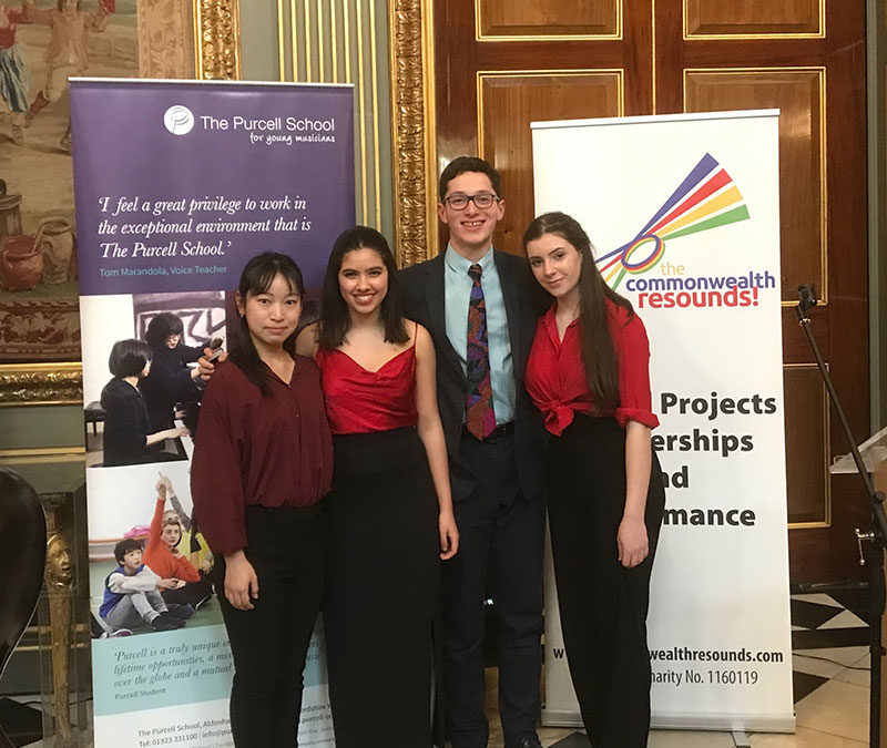The Commonwealth International Composition Award – Official Launch