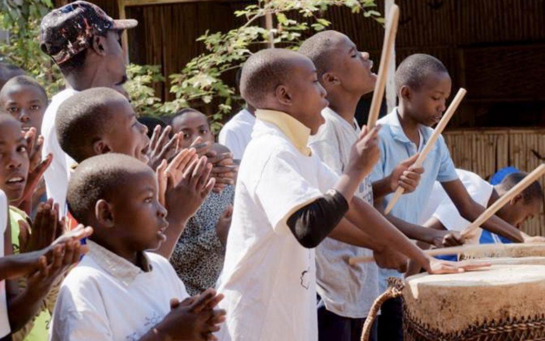 The Commonwealth Resounds travelled to Rwanda