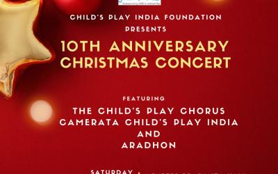 10th Anniversary Christmas Concert