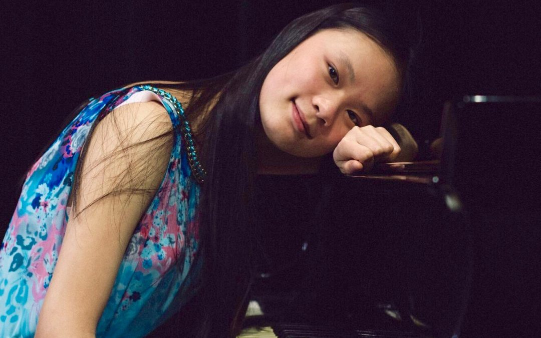 Xiaole Zhan from New Zealand wins the first-ever Commonwealth International Composition Award!