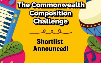 Shortlist Announced: Commonwealth Composition Challenge
