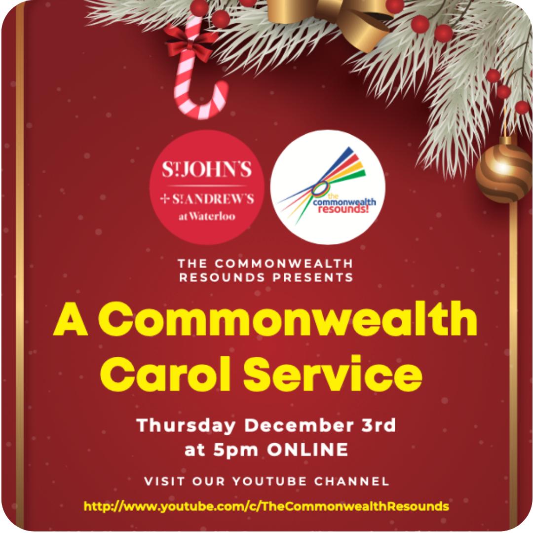 Commonwealth Carol Service